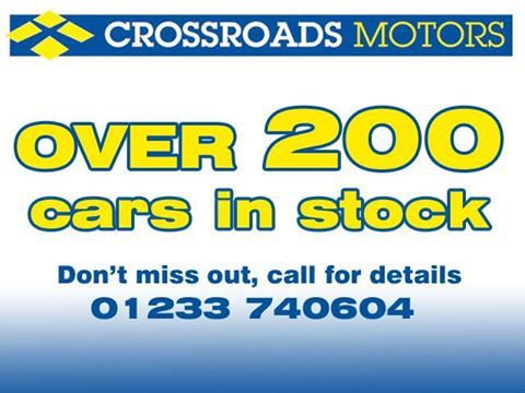 Over 200 cars in stock