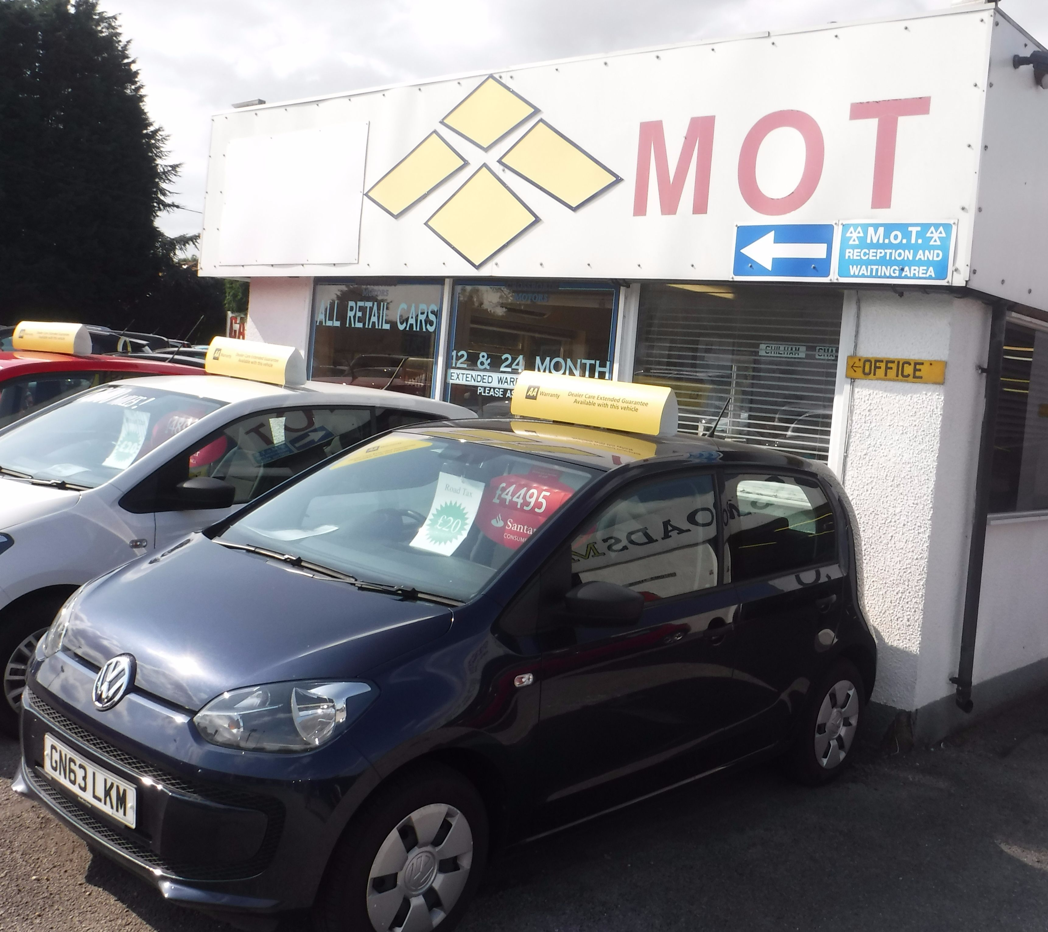 Crossroads Car Sales Challock